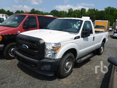 Ford F250 Parts >> 2012 Ford F250 Xl Super Duty Parts Only Pickup Parts Stationary