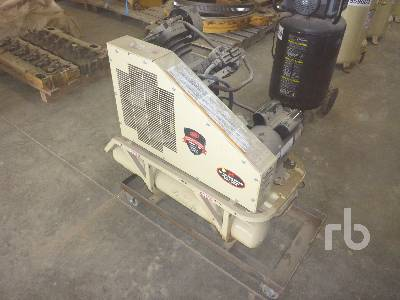 INGERSOLL-RAND 2340 Electric Air Compressor Lot #8450P