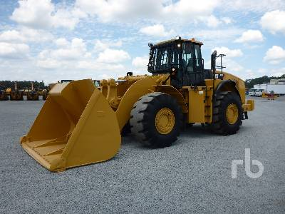 b510070bd Caterpillar 980H Wheel Loader Specs & Dimensions :: RitchieSpecs