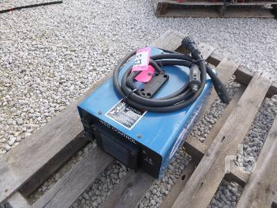 MILLER ELECTRIC WCC 300733 Weld Cable Control Box Miscellaneous