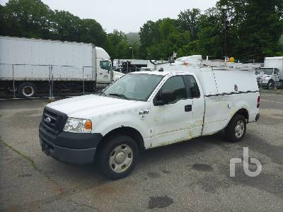 Ford Truck Parts >> 2007 Ford F150 Parts Only Pickup Parts Stationary Trucks Other