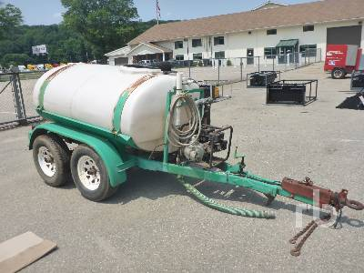 CART-AWAY PARTS ONLY 500 Gallon Portable Water Tank Parts