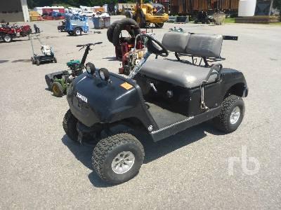 YAMAHA Parts Only Golf Cart Parts/Stationary Construction