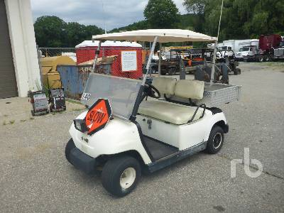 1998 YAMAHA G16A Parts Only Golf Cart Parts/Stationary