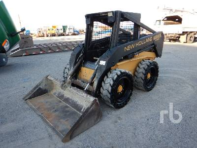 New Holland LS140 Skid Steer Loader Specs & Dimensions :: RitchieSpecs