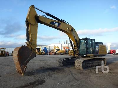 Caterpillar 375 Hydraulic Excavator Specs & Dimensions :: RitchieSpecs