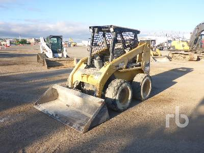 2007 caterpillar 236b skid steer loader