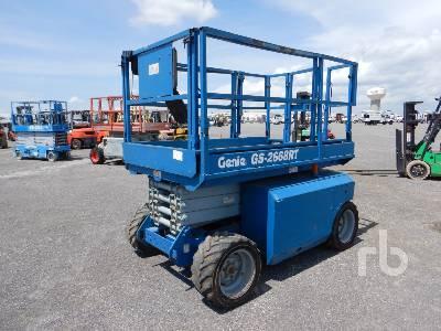 Genie GS2668RT Scissor Lift Specs & Dimensions :: RitchieSpecs