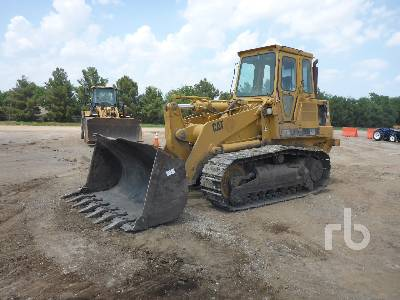 Caterpillar 963 LGP Crawler Loader Specs & Dimensions :: RitchieSpecs