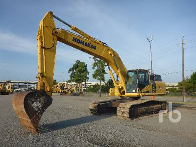 Komatsu PC200-8 Hydraulic Excavator Specs & Dimensions