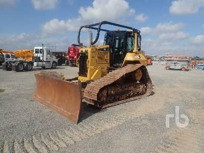 Caterpillar D6N Crawler Tractor Specs & Dimensions :: RitchieSpecs