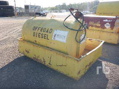 500 Gallon Fuel Tank | Ritchie Bros  Auctioneers