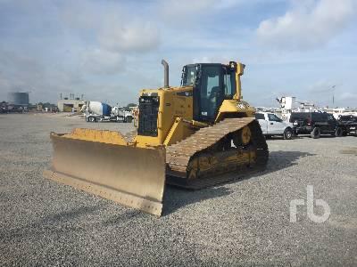 Caterpillar D6N Crawler Tractor Specs & Dimensions