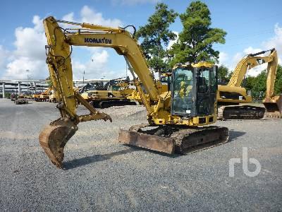 Yanmar Vio45-5 Midi Excavator Specs & Dimensions :: RitchieSpecs
