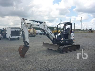 Kobelco SK35SR-5 Mini Excavator Specs & Dimensions