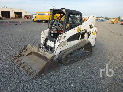 Bobcat S850 Skid Steer Loader Specs & Dimensions :: RitchieSpecs
