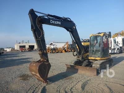 John Deere 50D Midi Excavator Specs & Dimensions :: RitchieSpecs