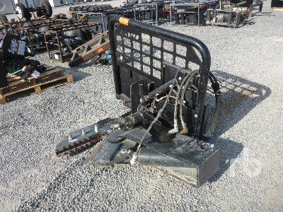 SKID PRO 669010001 Hydraulic Tree Shear Skid Steer