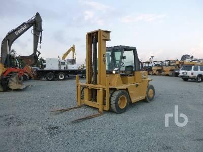Caterpillar P22000 Forklift Specs & Dimensions :: RitchieSpecs