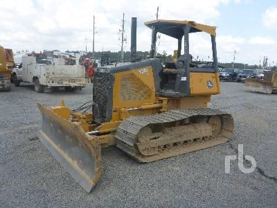 John Deere 350B Crawler Tractor Specs & Dimensions