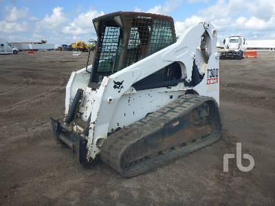 Bobcat T550 Multi Terrain Loader Specs & Dimensions :: RitchieSpecs