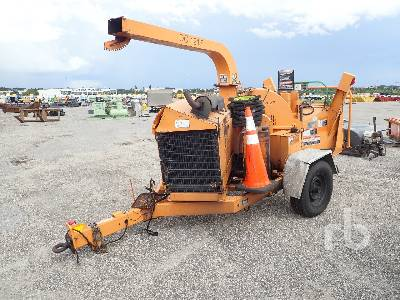 2009 ALTEC DC1217 Portable Chipper Parts/Stationary
