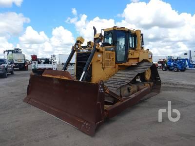 Caterpillar D6T LGP VPAT Crawler Tractor Specs & Dimensions