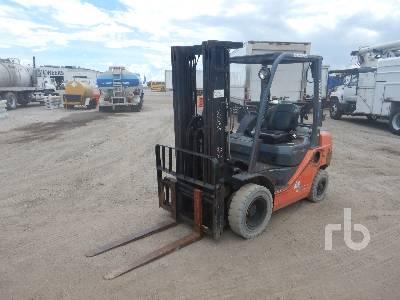 Toyota 8FGU25 Forklift Specs & Dimensions :: RitchieSpecs