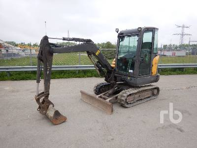 2010 VOLVO EC27C Mini Excavator Parts/Stationary Construction-Other