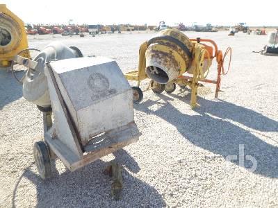 Portable Concrete Mixer For Sale   IronPlanet