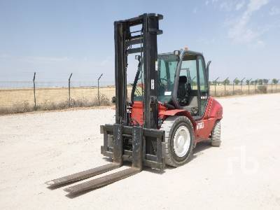 Manitou M 50 Forklift Specs & Dimensions :: RitchieSpecs