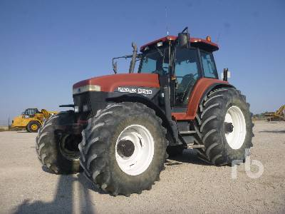 New Holland TS100A CAB 2WD Tractor Specs & Dimensions