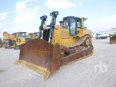 Caterpillar D8R Crawler Tractor Specs & Dimensions