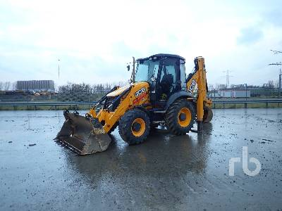JCB 3CX 17FT (217) Loader Backhoe Specs & Dimensions :: RitchieSpecs