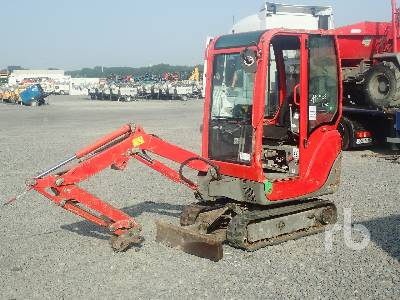 2013 YANMAR SV15 Mini Excavator Parts/Stationary Construction-Other