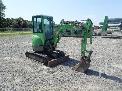 2010 YANMAR VIO25-3 Mini Excavator Parts/Stationary Construction