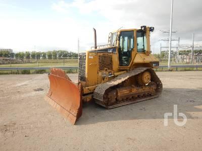 Caterpillar D5N XL Crawler Tractor Specs & Dimensions