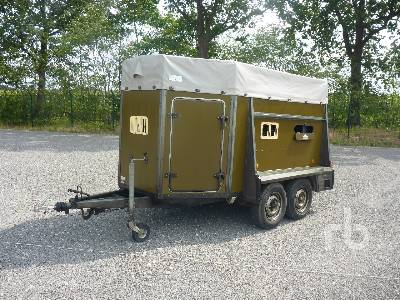 Livestock Trailers For Sale | IronPlanet