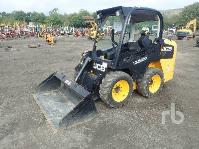 JCB 155 Skid Steer Loader Specs & Dimensions :: RitchieSpecs