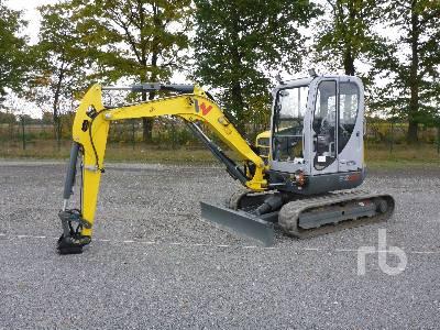 Unused 2017 WACKER NEUSON EZ53 Midi Excavator (5 - 9.9 Tons)