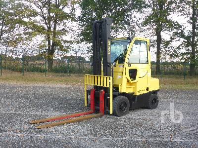 2018 HYSTER H4.5-FTS5 7.4 Ton Forklift