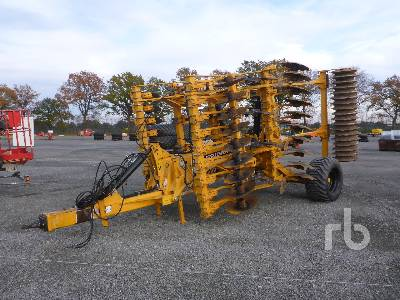 2015 AGRISEM INTERNATIONAL MAXIMULCH 4.5 Mulcher Field Disc