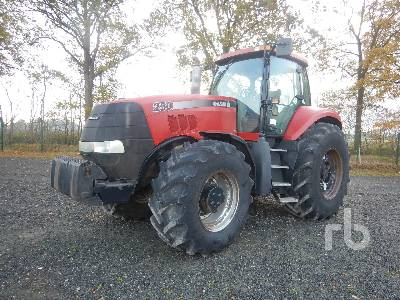 2006 CASE IH MAGNUM250 MFWD Tractor