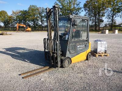 2001 STILL R60-20 Electric Forklift