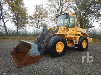 1999 VOLVO L90C Wheel Loader