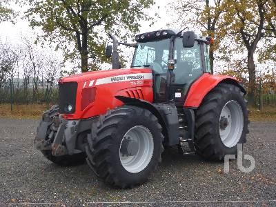 2012 MASSEY FERGUSON 7499 DYNA-VT MFWD Tractor
