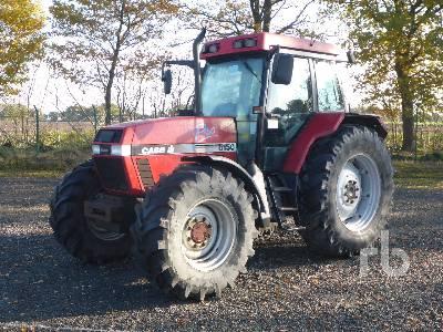 1997 CASE IH MAXXUM 5150 MFWD Tractor