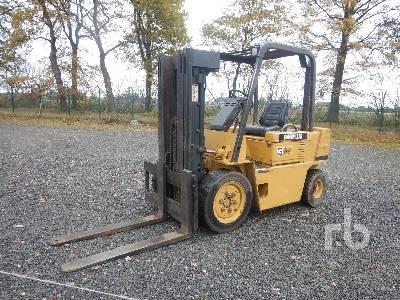 CATERPILLAR V50DSA Forklift