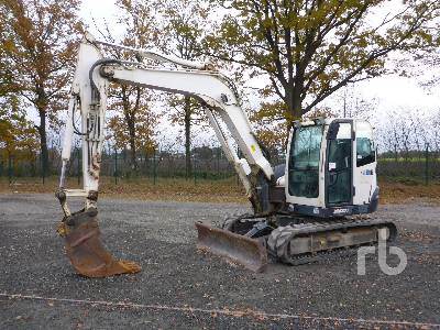 2007 KUBOTA KX080-3 Midi Excavator (5 - 9.9 Tons)