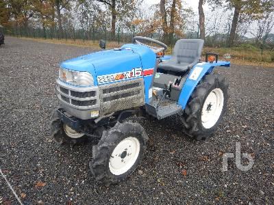 ISEKI TM15F-DXZ 2WD Utility Tractor